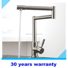 Small kitchen design/Bi-fold kitchen faucet Stainless steel 304