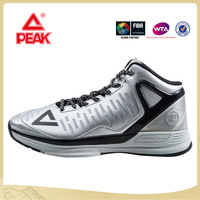 PEAK Men's High Quaity Sports Shoes Tony Parker II New Basketball Shoes Waterproof Men's Athletic Shoes Wholesale and Retail
