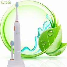 Rlt206 mais recente sensível dental oral care escova de dentes elétrica