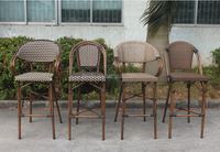 looks like bamboo bar Rattan chair