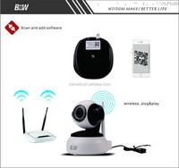 BW low cost home security sytem 720p onvif mini wifi ip camera
