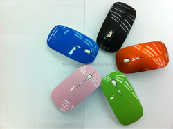 2014 Cheap and Fashion Wireless Mouse
