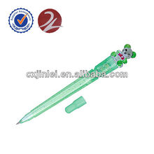 Multi color Ball pen with light.cute light pen,pen with highlighter