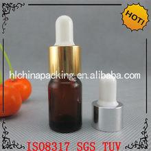 glass vial 5ml essential oil glass bottle