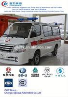 iveco ambulance car