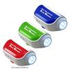 Factory Price China Wholesale Siren Pedometer Flashlight