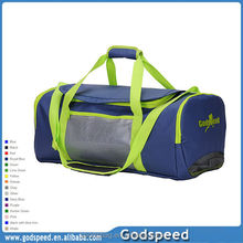 2015 hot selling fashion sport dance competition travel bag,sky travel luggage bag