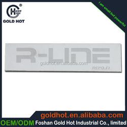 High quality blank nameplate