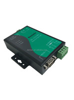 Demeix Serial Device Server, 2 port, RS232/485 to Ethernet,Communication modular converter