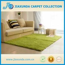 Matcha cores sala de estar decoração tapetes simples longo pilha tuted veludo tapete de área