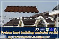 Aluminum Roof Tile Building Material, Stone Coated Metal Roof Tile,More better than asphalt shingle