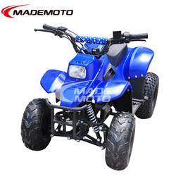 CE Electric Start 80cc Displacement 4 Wheeler 110CC Go Kart 110cc Dirt Quad Bike