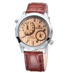 SKONE 9143 mutiple time zone watches sport style