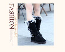 new style 2012 fashion cheap winter waterproof women snow boots