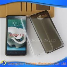 silicone mobile phone case for zte blade l3