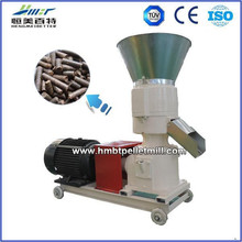 mini pellet mill China supplier ce poultry feed pellet press machine home used for sale