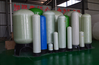 Water Filter FRP Fiberglass Pressure Tank/Vessel for Water Treatment NSF CE