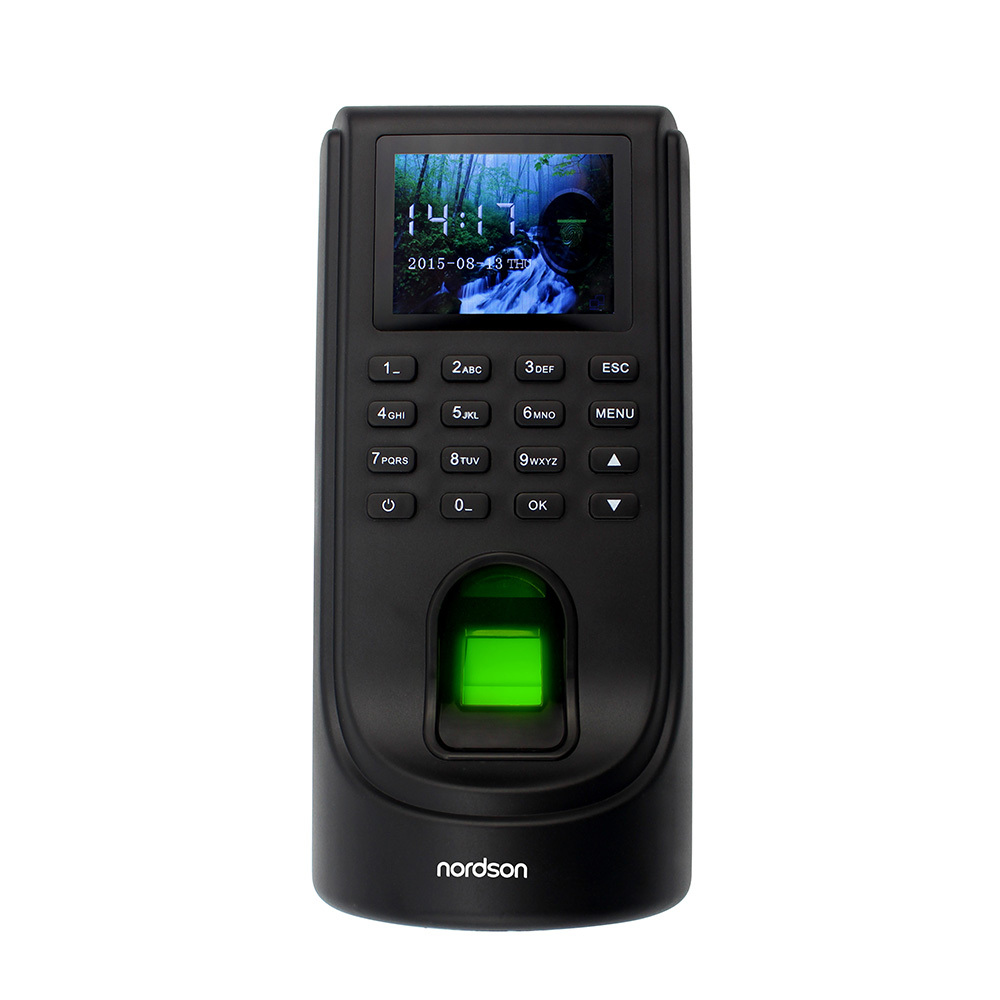 Fr M2 Normal Button And Wireless Remote Control Biometric