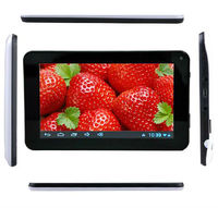 The Cheapest 7 Inch Android 4.2 Made In China Tablet PC Bluetooth Wifi Camera front 0.3Mp rear 1.3Mp Camera Android Tablet PC