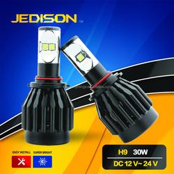 5th Generation Newest headlamp 9005 9006 H8 H9 H10 H11 H16 H9 led car bulb