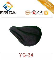 Bicycle Parts Newest Design Customized Soft Comfortable Gel City Bike Saddle Cover