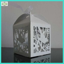 Hot sell cute 230g paper candy box pattern