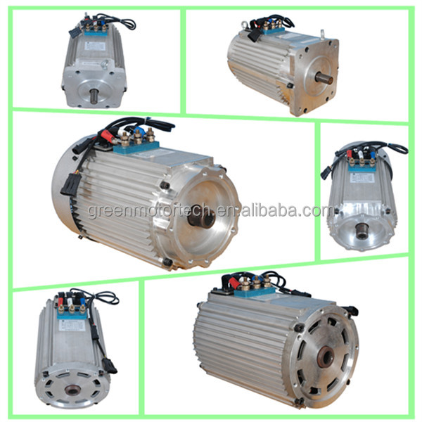 AC Motor 48v 3kw For 4 Seat Electric Golf Cart, View