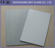3mm, 4mm, 5mm, 6mm Decorative Mirrors, Mirror Safety Backing Film, Safety Mirror With Vinyl Back Cat ii