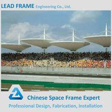 Waterproof light steel space frame bleacher