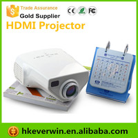 Cheap Mini Projector E03 Home Theater 1080P 320*240Pixels LED Portable Projector High Definition