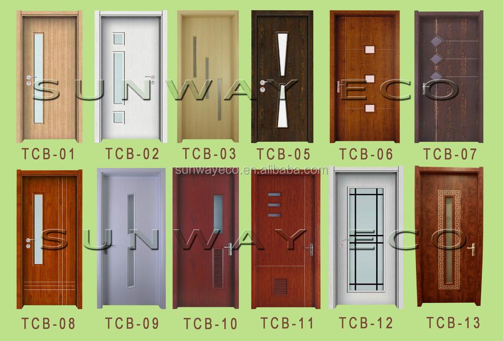 mordern standard interior door dimensions waterproof wpc