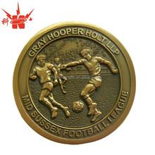 metal value imitation antique bronze coin / coin antique on sale