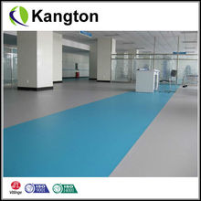 anti-static pvc flooring pvc vinyl flooring for gym, commercial, hospital, school office,