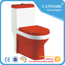 Chaozhou Washdown Ceramic P-Trap 180MM and S-Trap 250/300mm one piece toilet