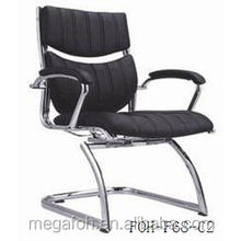 Modern bow leg office chair for conference use(FOH-F68-C2)
