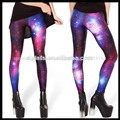 galaxy costom leggins leggings sexy joven chica pantalones