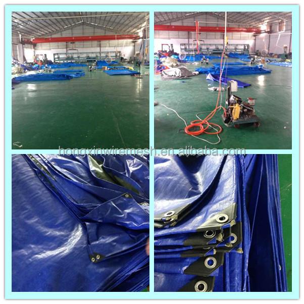 PE tarpaulin factory
