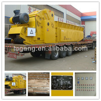 40-60T/H large industrial wood chipper