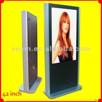 """42"""" Indoor Touch Screen Wifi/3G Ad Lcd Cyber Net"""