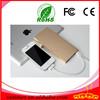 5000 mah, ultra-thin power bank, custom logo portable mobile power bank