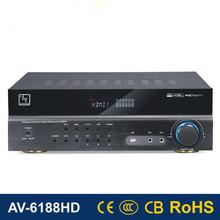 Newest product 5.1 class d amplifier module with Digital karaoke system