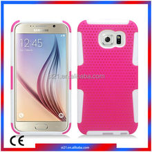 Hard Plastic Case Smartphone Mobile Phone Cover TPU PC Protector Case Mobile Phone Case For Samsung Galaxy S6 G9200