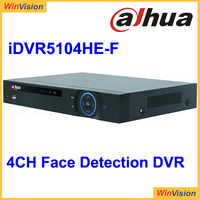 Dahua Face Detection iDVR Suport All Channel 960H Recording iDVR5104HE-F