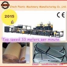 5 layers sigle screw the Compound Polyethylene Bubble Film Making Machine
