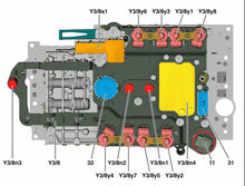 Complete Repair,Recycling,Reset,Programming,Remanufacturing of 722.9 TCM/TCU Transmission Control Module/Unit 7G Tronic Mercedes