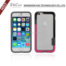 colorfully deff cleave bumper case for iphone 6