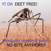 Natural DEET FREE mosquito repellent patch for baby anti mosquito repeller