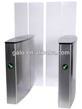 Full Panel Barrier access control system/full height flap barriers