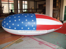 camera blimp shape balloon /inflatable blimp for sale