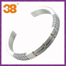 new style stainless steel bangle factory direct sell,2012 new style bangles